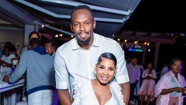 Усэйн Болт впервые стал отцом. Обэтом объявил премьер-министр Ямайки