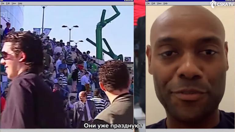 Вагнер Лав. Фото YouTube-канал ЦСКА