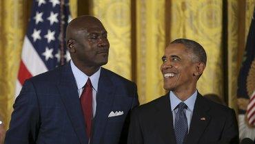 Барак Обама: «Майкл Джордан и «Чикаго» изменили культуру»