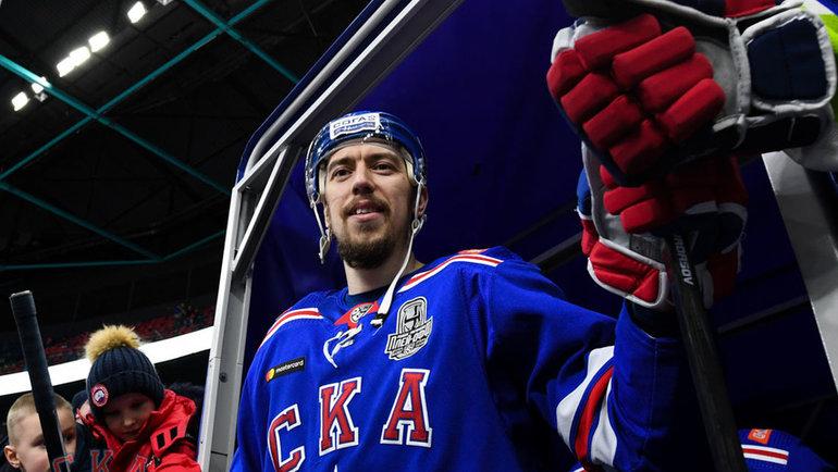 Антон Бурдасов. Фото ХКСКА