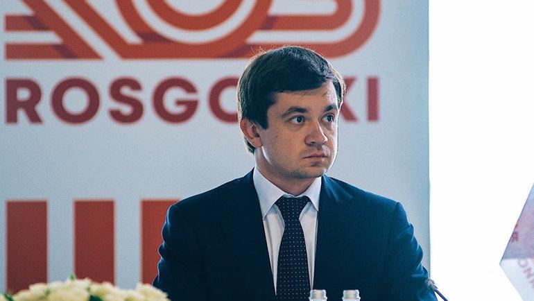 Сергей Воробьев. Фото Facebook