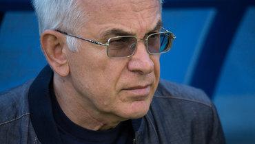 Гаджи Гаджиев: «Надо доигрывать сезон. Поидее, все переболеют коронавирусом»