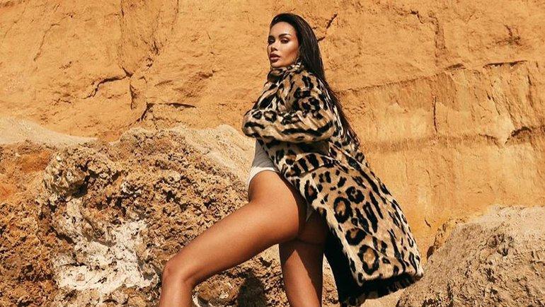 Шикарное тело ипотрясающие фото. Новая девушка игрока «Локо»— бывшая участница шоу «Холостяк»