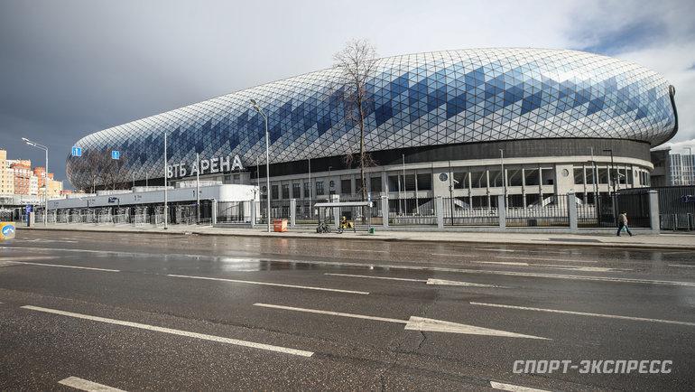 Стадион «Динамо». Фото Дарья Исаева, «СЭ» / Canon EOS-1D X Mark II