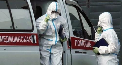 ВДагестане 3 643 подтвержденных случая заражения коронавирусом. Фото Reuters