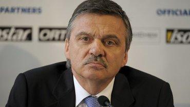 «Россия отстает отЕвропы напару недель». Глава ИИХФ Фазель— оспорте без зрителей из-за пандемии