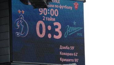 Как «Динамо» впервые вистории вылетело впервую лигу. Воспоминания очевидца
