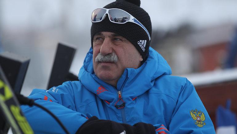 Александр Касперович. Фото Андрей Аносов, СБР