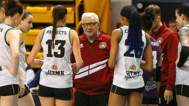 Легенда волейбола Николай Карполь, самые старые тренеры, Книга рекордов Гиннесса