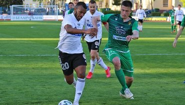 Удвух игроков «Торпедо-БелАЗ» подозрение накоронавирус: сегодня команда проведет матч