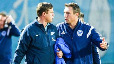 Андрей Талалаев (справа) иВладислав Радимов.