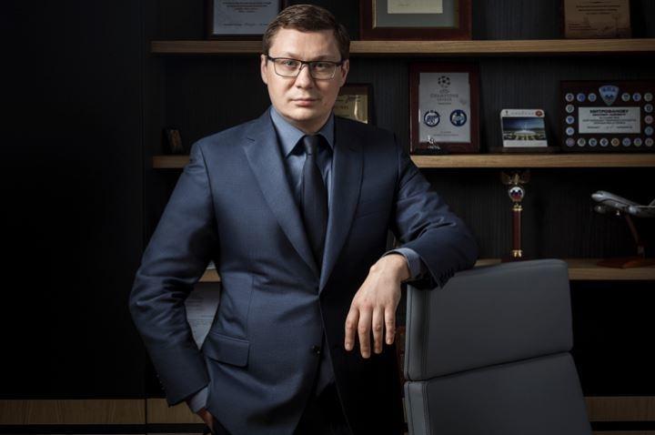 Максим Митрофанов. Фото РФС