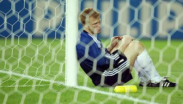 Кан тащил Германию наЧМ-2002. Новфинале случилась драма