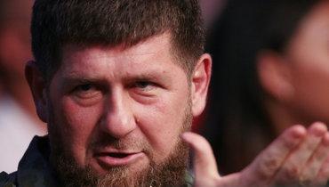 Baza: уКадырова— серьезное поражение легких