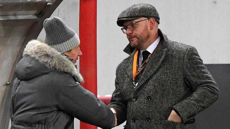 Илья Геркус: «Скажите прямо: «Локо» нехочет быть чемпионом, второе место тоже слишком хорошо, нас неустраивает»