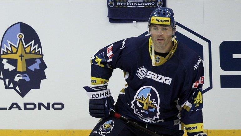 48-летний Ягр может сыграть вследующем сезоне за «Тршинец»