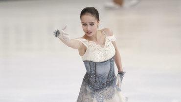 Загитова признана олимпийской иконой стиля: вфинале она победила американца