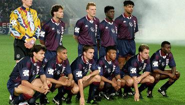 Молодые идерзкие. 25 лет назад «Аякс» выиграл Лигу чемпионов, победив «Милан» Капелло