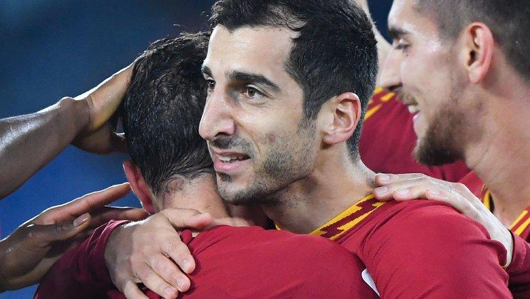 «Рома» ведет переговоры с «Арсеналом» опродлении аренды Мхитаряна