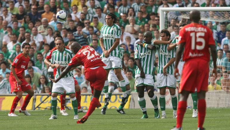 Дерби в испании футбол