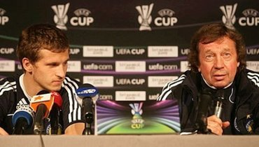 Алиев обвинил Семина вневыходе киевского «Динамо» вфинал Кубка УЕФА-2009