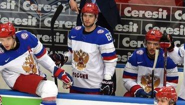 Пятое золото сборной России. Команда Знарка победила Финляндию