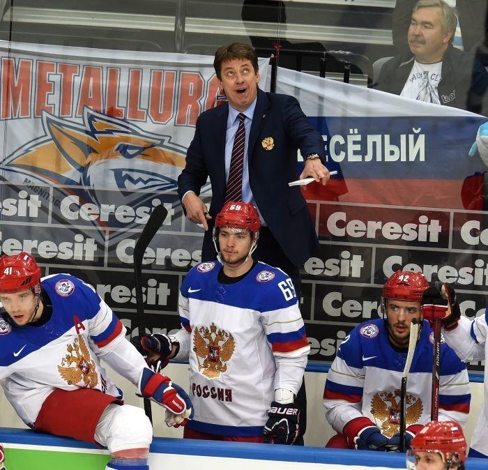 ЧМ-2014 вМинске. Россия— Финляндия— 5:2. Фото Reuters