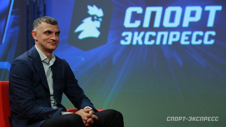 Владимир Габулов. Фото Александр Федоров, «СЭ» / Canon EOS-1D X Mark II