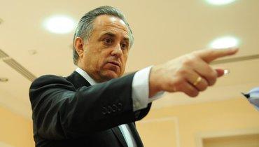 Мутко считает, что «Зениту» необходима конкуренция вРПЛ для успешного выступления вЛиге чемпионов