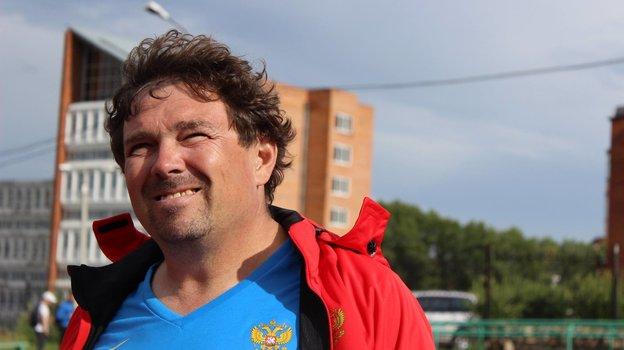 Константин Волков. Фото Facebook