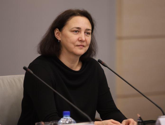 Елена Еленцева. Фото ФК «Торпедо»