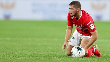 Гулиева перевели в «Спартак-2». Как отреагировал его агент?