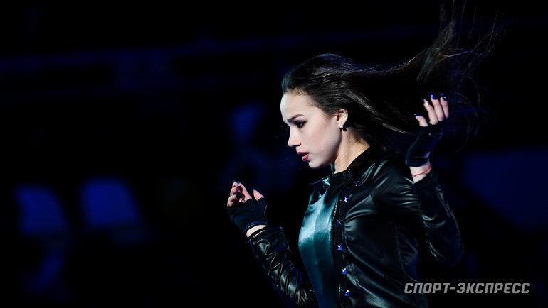 Алина Загитова. Фото Дарья Исаева, «СЭ»