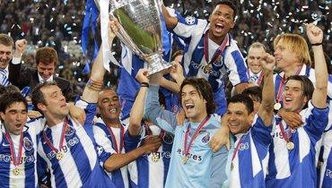 Триумф Моуринью иАленичева: 16 лет назад «Порту» выиграл Лигу чемпионов