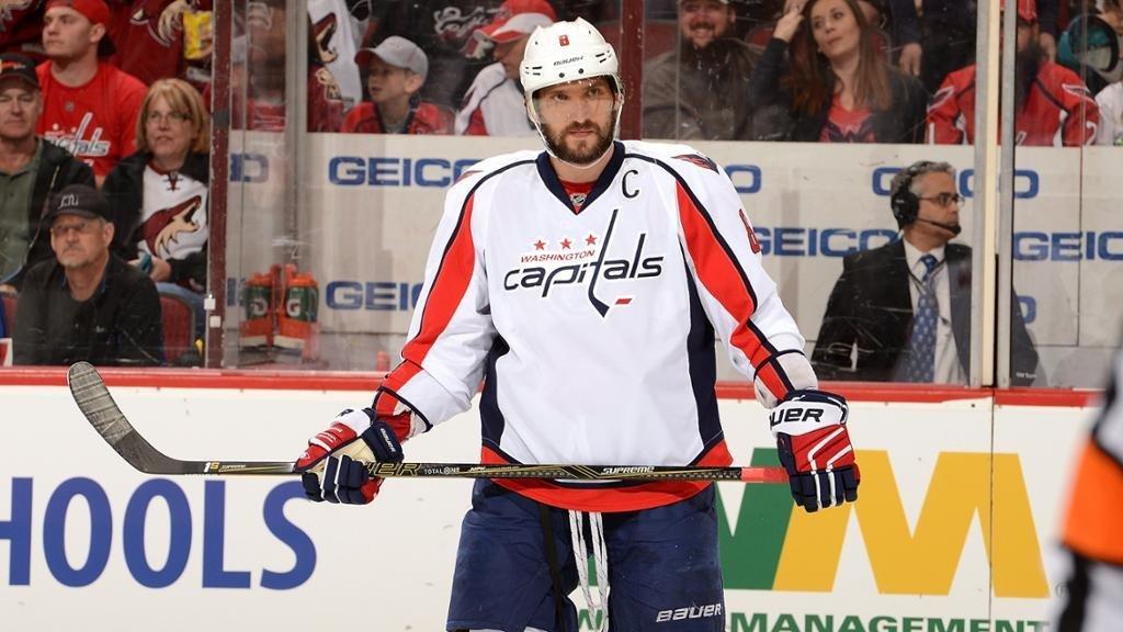 Овечкин снова переписал историю! Девятый «Морис Ришар»— новый феноменальный рекорд НХЛ