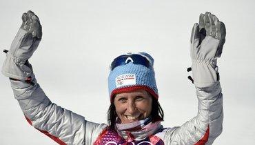 Восьмикратная олимпийская чемпионка Марит Бьорген возобновит карьеру