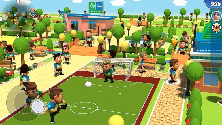 Онлайн-платформа для Восьмого сезона «Футбола для дружбы».