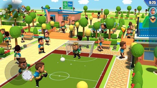 Онлайн-платформа дл Восьмого сезона «Футбола для дружбы».