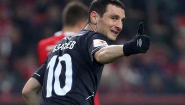 Дзагоев назвал цель ЦСКА наостаток сезона