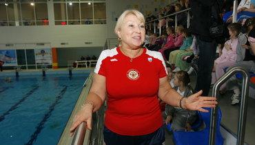 Тренерам сборных России погимнастике, плаванию исинхронному плаванию запрещено находиться насборах