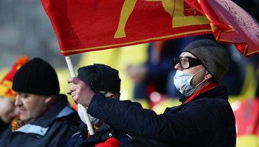 Чемпионат России может возобновиться созрителями натрибунах.