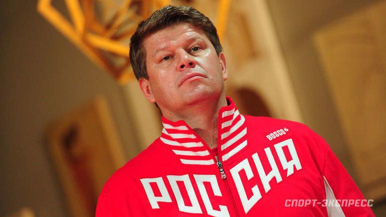 """Дмитрий Губерниев. Фото """"СЭ"""""""