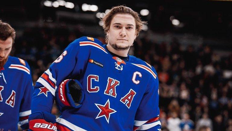 Сергей Плотников. Фото ХКСКА