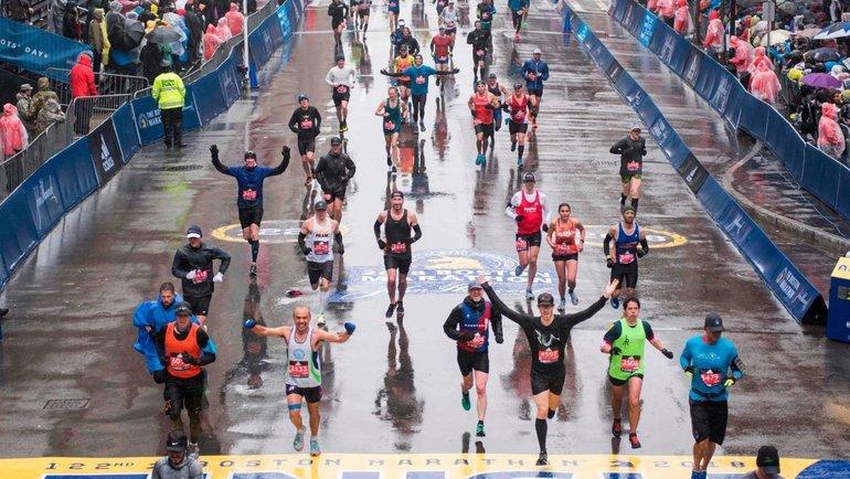 Бостонский марафон не состоится впервые за свою 124-летнюю историю.