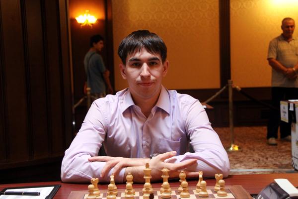 Дмитрий Андрейкин. Фото РШФ, ruchess.ru
