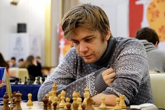 Владимир Захарцов. Фото moscowchess.org