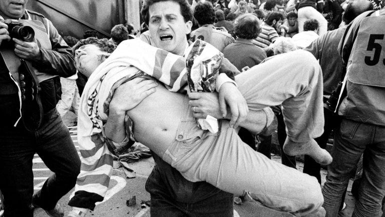 Жертвы «Эйзеля». Фото Reuters