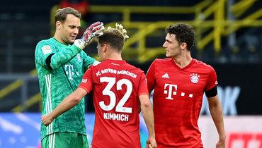 «Бавария» победит неудобного соперника, вматче «Боруссии» стоит ждать голов. Прогнозы наочередной тур бундеслиги