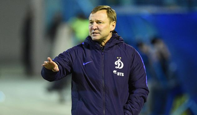 Юрий Калитвинцев. Фото ФК «Динамо».
