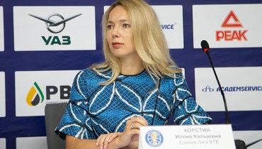 Самая титулованная баскетболистка России. Илоне Корстин— 40 лет
